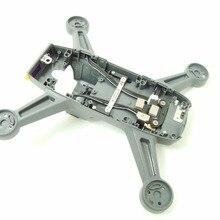 Оригинальные запчасти для DJI Spark со средней рамкой для DJI Spark Drone RC чехол для корпуса абсолютно