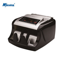 UV and MG money counter and detector for USD EUR fake currency detector Automatic counting by counterfeit bill machine NX-270