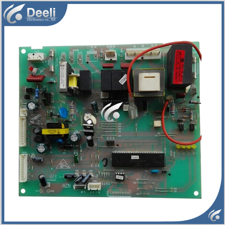 ФОТО 95% new good working for Haier inverter air conditioner motherboard KFR-50LW/VBPF KFR-50LW/VBPZXF 0010403554 on sale