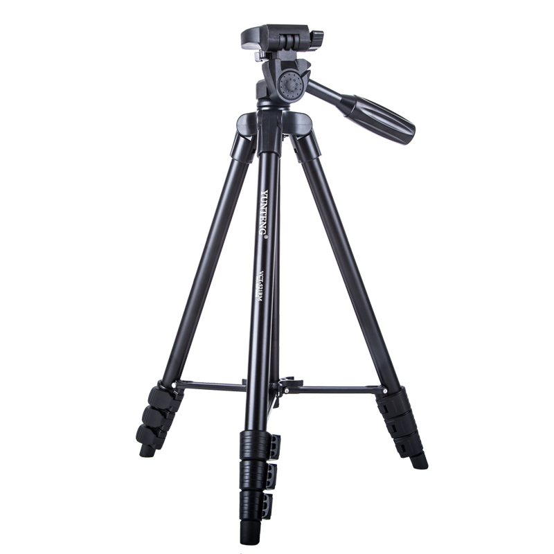 YUNTENG 521ขาตั้งกล้องมืออาชีพที่มีความยืดหยุ่นขาตั้งกล้องSLR DSLRกล้องสำหรับNikon Canonโซนี่Fuji Pentax L Eica-ใน ขาตั้งกล้องถ่ายทอดสด จาก อุปกรณ์อิเล็กทรอนิกส์ บน AliExpress - 11.11_สิบเอ็ด สิบเอ็ดวันคนโสด 1