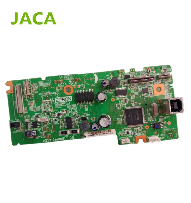 High quality Original L210 Mainboard Mother Board Main Board For Epson L210 Printer Formatter Board formatter pca assy formatter board logic main board mainboard mother board for hp m775 m775dn m775f m775z m775z ce396 60001