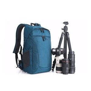 Image 2 - תמונה תיק מצלמה תרמיל נסיעות מצלמה תרמיל עמיד למים תיק גברים נשים תרמיל עבור Canon/ניקון CAREELL C3011