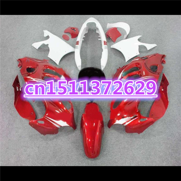 Bo GSX750F <font><b>Fairing</b></font> for A <font><b>GSX600F</b></font> 750F Katana 1997-2005 GSX 600 F 2005 <font><b>Fairing</b></font> parts Red white image