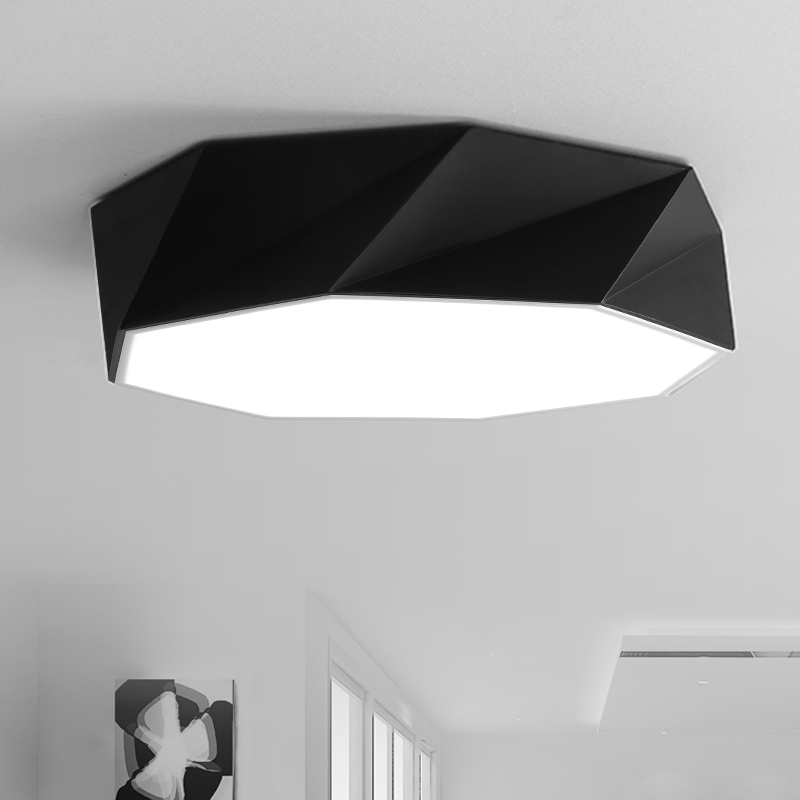 Neue Design Moderne FHRTE Deckenleuchten Fernbedienung Eisen Minimalismus Deckenleuchte Schlafzimmer Foyer Esszimmer Wohnzimmer LuminariaChina