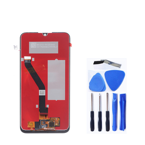 Image 3 - New display For Huawei Honor 8A LCD display touch screen digitizer component  for Honor PLAY 8 A JAT L29 display repair parts
