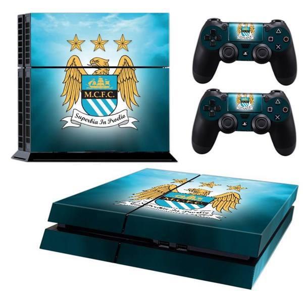 1 Unids Vinilo Pegatinas Para Playstation 4 Consola Ps4 Juegos 2