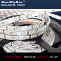 50M/lot SMD 3528 LED Strip DC12V IP65 Waterproof 30LED/M  LED Flexible light Ribbon Christmas Decoration, total 50M, SMDT-35-30