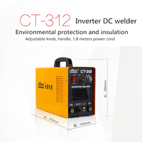 CT-312 Inversor IGBT DC 3 en 1 TIG/MMA arco de argón máquina de soldadura de corte por plasma 220 v 3.2 electrodo soldador eléctrico