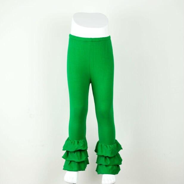 Green Pants Girls