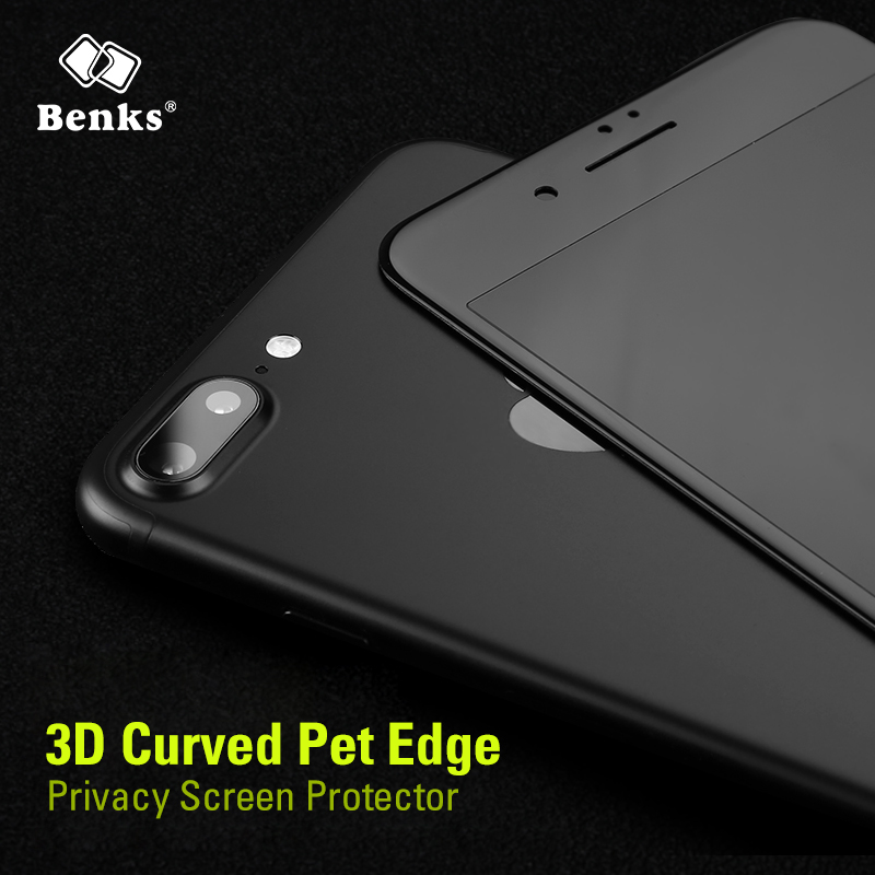 Для iPhone 7 Стекло Бэнкс KR + Pro конфиденциальности Анти-шпион 3D Max полное покрытие закаленное Стекло Экран протектор для iPhone 6 6 S 7 Plus Стекло