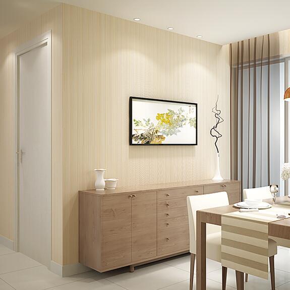 Aliexpress Luxury Gestreifte Tapete 3D Stereoskopischen Fr Wohnzimmer Sofa Dekoration Geprgte Tapeten Moderne Grau Gold Wandbekleidung R645 Von
