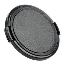 34 37 39 40,5 43 46 49 52 55 58 62 67 72 77 82 86 95mm tapa de lente de cámara de protección de la cubierta de la lente tapa delantera para canon DSLR nikon lente