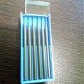 Стальные Боры серии подшипника фрезы твердосплавные инструменты 6 шт./лот только на один размер