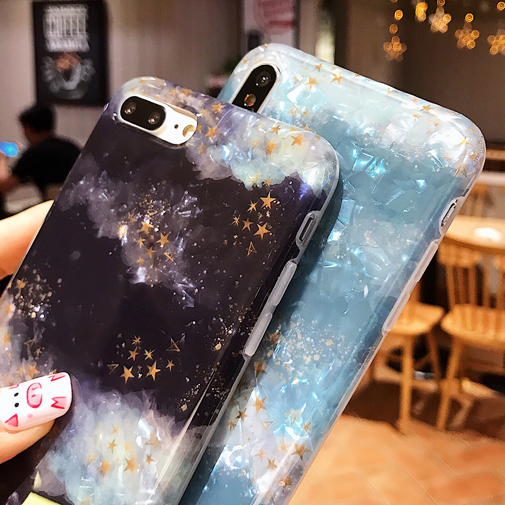 KIPX1120_10_JONSNOW Glitter Phone Case For iPhone X XR XS Max Cases Soft TPU Back Cover For iPhone 6S 6P 7 8 Plus Cover Case