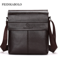 New Collection 2016 Fashion Men Bags Men Casual Leather Messenger Bag High Quality Man Brand Business