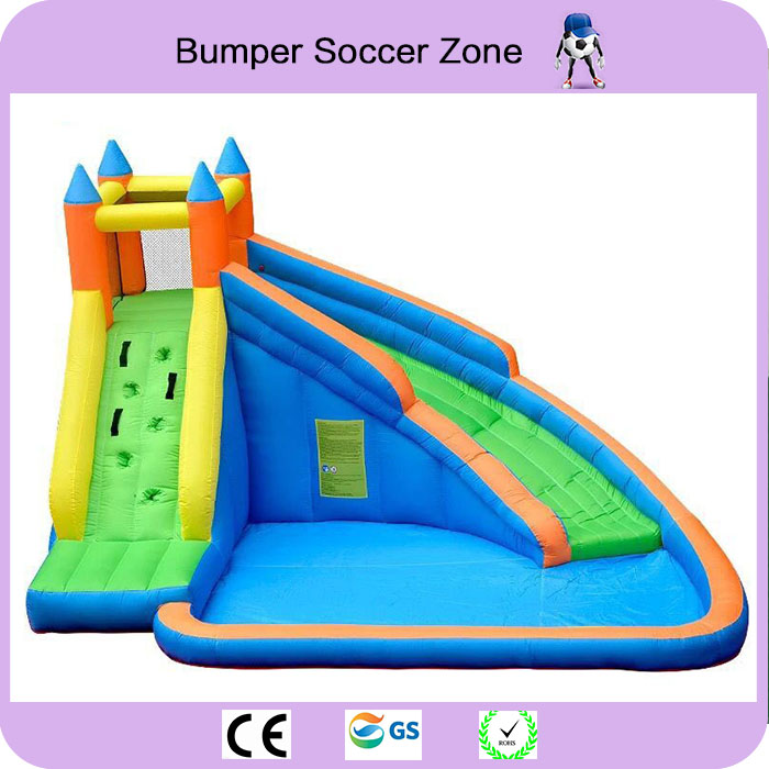 Free Shipping Kids Inflatable Water Slide Bounce House Jumper Bouncer Jump Bouncy Castle цена