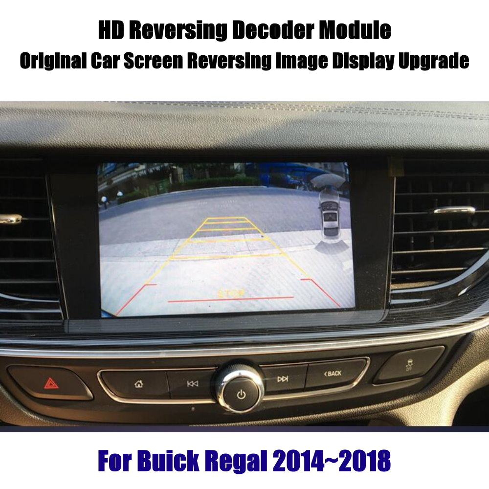 front reverse rear parking camera for buick regal enclave verano 2011 2020 reversing camera original screen decoder accesories vehicle camera aliexpress aliexpress