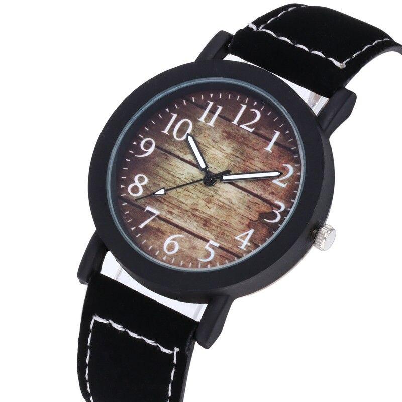 New Concept Watch Men's Watches Men Fashion Brand High Quality Leather Quartz Clock Male Wristwatch Sports Style No Logo Relogio thumbnail