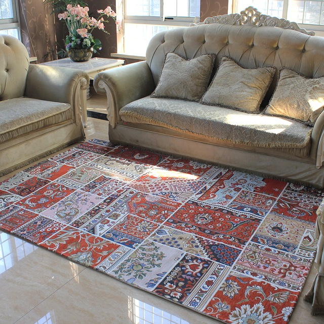 carpet for living room. Bohemia Style Carpets For Living Room Home Bedroom Rugs And Coffee  Table Floor Mat Study
