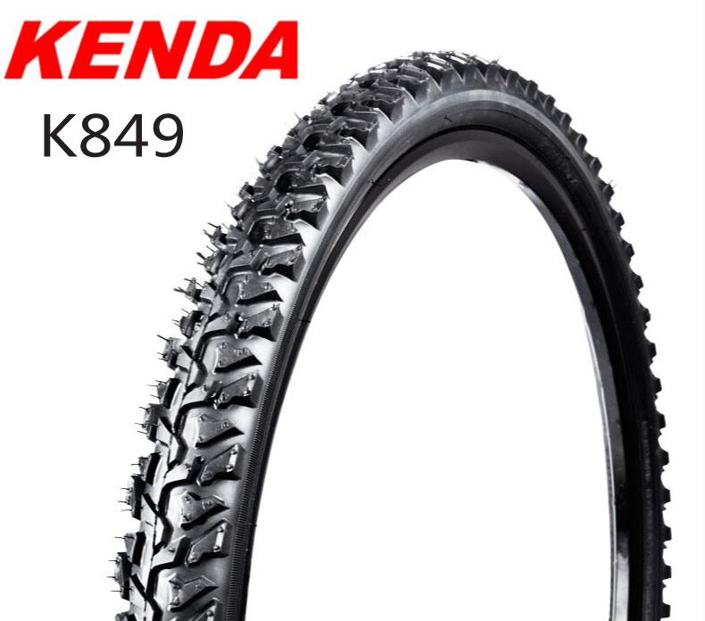 KENDA K849 Bike Tire Mountain MTB Bicycle tyre <font><b>BMX</b></font> <font><b>24</b></font>*1.95/26x1.95/2.1 Maxxi pneu bicicleta interieur parts image