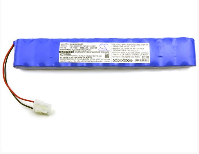 Cameron Sino 3000mAh battery for BRUKER 3002 IH 12N-1800SCR 12N-2000SCR 12N-3000SCR for DEFIGARD Defigard 3002 IHCameron Sino 3000mAh battery for BRUKER 3002 IH 12N-1800SCR 12N-2000SCR 12N-3000SCR for DEFIGARD Defigard 3002 IH