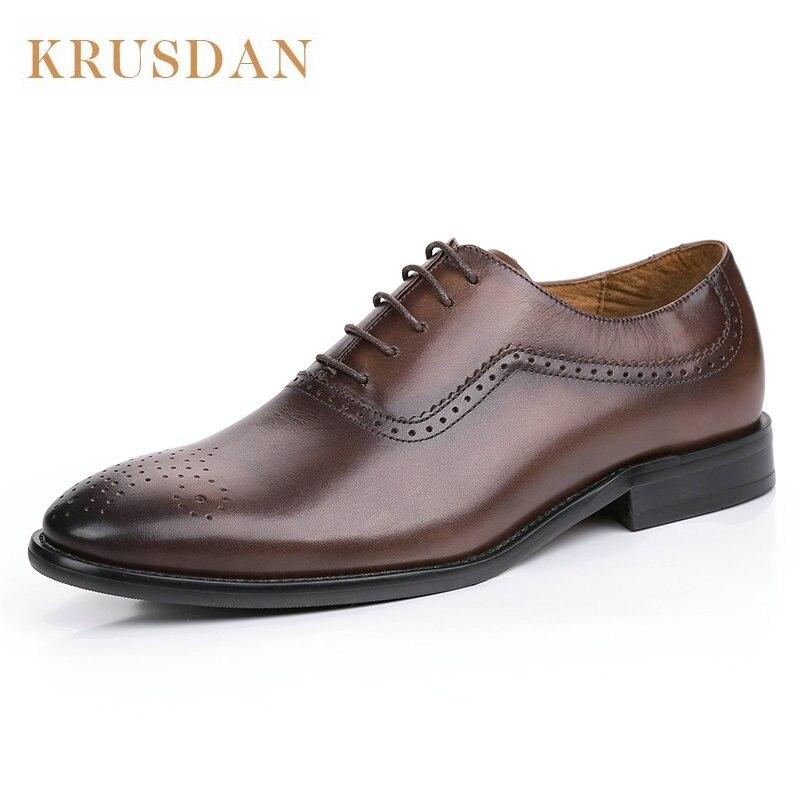 Moda De Coffee Sapatos Casamento Homens 1 Marrom Dos Genuíno brown Negócio Unido Lace Couro Bl02 Café Masculino Reino Oxford Vestido Marca Do Sapatas up qx7wBF4F