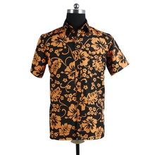 Fear and Loathing in Las Vegas Raoul Duke Short Sleeves Shirts Halloween Party Cosplay Costumes