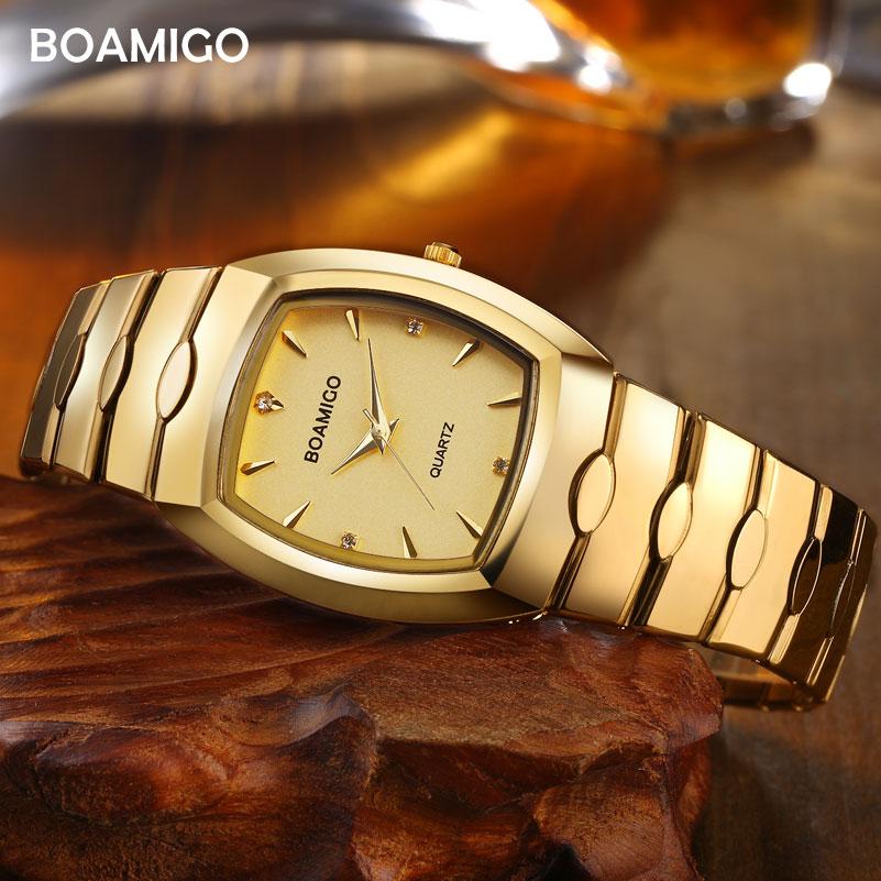 BOAMIGO ανδρών χαλαζία ρολόι πολυτελείας - Ανδρικά ρολόγια - Φωτογραφία 4