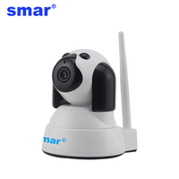 Smar Home Security WIFI Wireless IP Camera 720P Smart Dog Wi Fi CCTV Camera Surveillance Indoor
