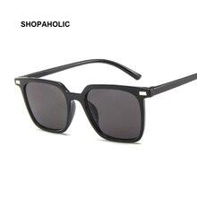 Black Sun Glasses for Women Brand Designer Fashion Cheap Rivet Vintage