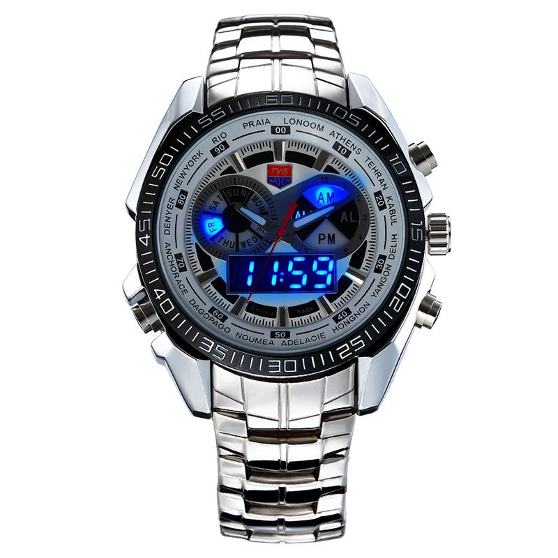 TVG-Male-Sports-Watch-Men-Full-stainless-steel-waterproof-Quartz-watch-Digital-Led-Analog-Dual-display (5)