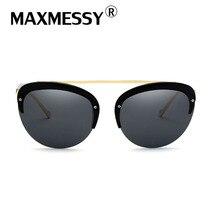 Cat Eye Sunglasses Mujeres Diseñador de la Marca de Moda de Conducción Gafas de Sol de La Vendimia de la Alta Calidad Para Las Mujeres UV400 gafas de sol M86098