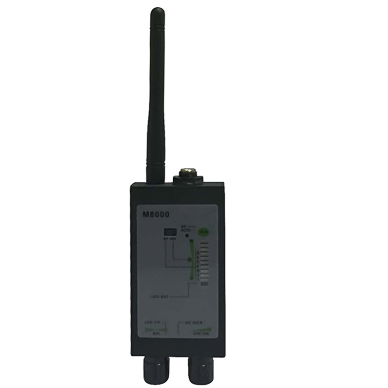 Wireless Micro Signal Detector Anti photographed Anti eavesdropping RF Tracker GPS Finder