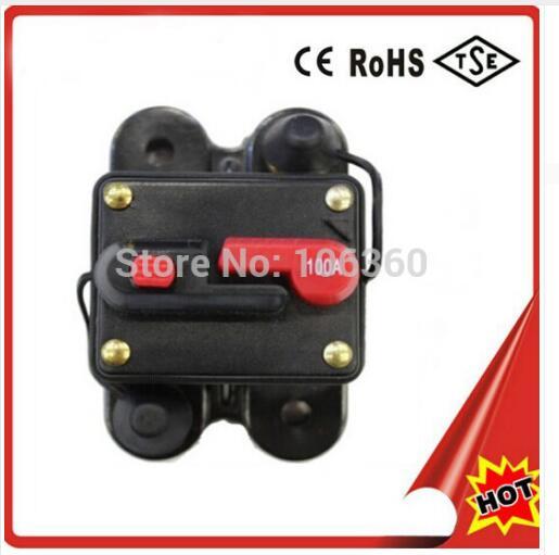 60A Car breaker / Resettable Circuit Breaker Automotive / Auto Power Insurance / modification circuit protection