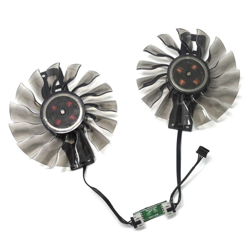 NEW 87mm GeForce GTX 1060 SuperJetStream GTX 1070 Cooler Fan cho Palit GeForce GTX1080 Ti GTX 1070/1080 GameRock GTX1060 thẻ
