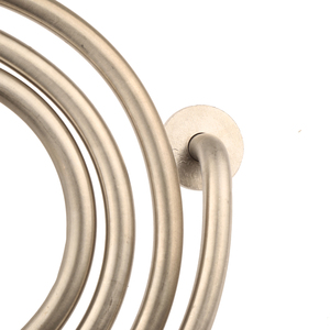 Image 4 - Isuotuo 4 טבעות חשמלי חימום אלמנט עבור חבית, 220 V 2500 W דוד, נירוסטה ancake סליל 2 פינים מים חימום אלמנט