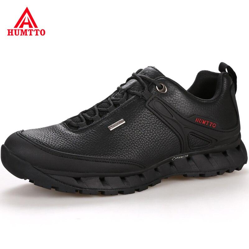 Offre Spéciale 2018 Automne Hiver En Cuir Véritable Hommes Chaussures Respirant Dentelle-up De Luxe Casual Chaussures Pour Hommes Marque Homme Designer Sneakers