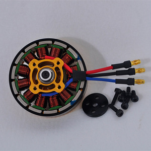 Image 3 - 5010 KV340 Brushless Motor RC Airplane Plane Multi copter Accessories Brushless Outrunner Motor 1/4/6/8 Pcs Hot Sale