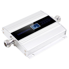 Led Display Gsm 900 Mhz Repeater 2G 3G 4G Celular Mobile Phone Signal Repeater Booster,900Mhz Gsm Amplifier + Yagi Antenna highpro gsm990 1 8 led screen gsm mobile phone signals booster repeater blue