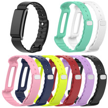 MASiKEN Replacement Watchband Band Strap for Huawei Honor A2 TPE Smart Sleep Monitor Fitness Activity Tracker Wristband