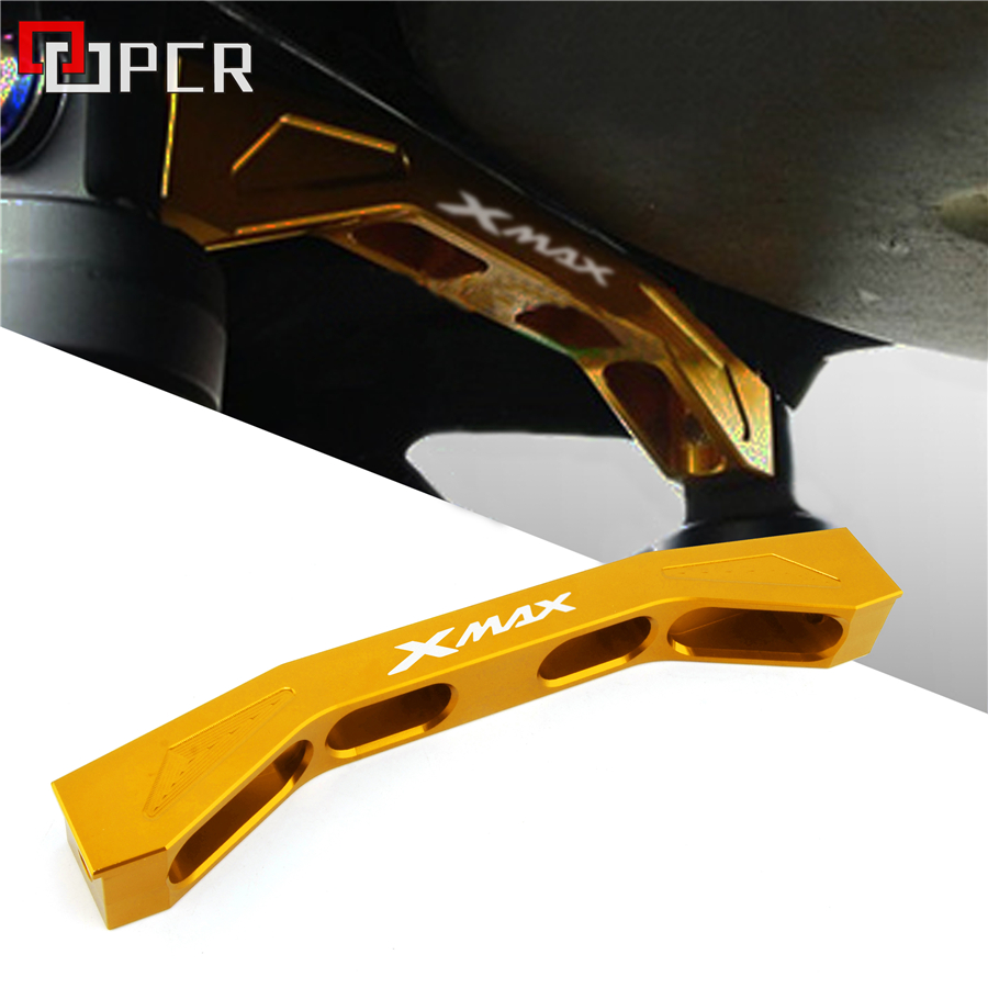 For Yamaha XMAX 300 XMAX300 2017 2018 Accessories Motorcycle Moto X-MAX 300 250 Fork Suspension Shock Absorber Bracket