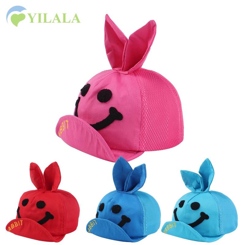 الكرتون الطفل قبعة بيسبول للفتيات - ملابس للأطفال الرضع