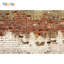 Yeele Old Brick Wall Retro Grunge Portrait Personalized Photocol Photographic Backdrops Photography Backgrounds For Photo Studio