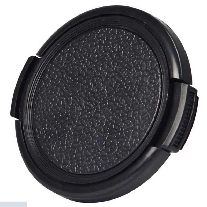 Couvercle de capuchon d'objectif 40.5mm pour Nikon J1/V1. Olympus EP-1/EP-2 pour CANON SONY nex A5100 a6000 a6300 16-50mm couvercle d'objectif livraison gratuite