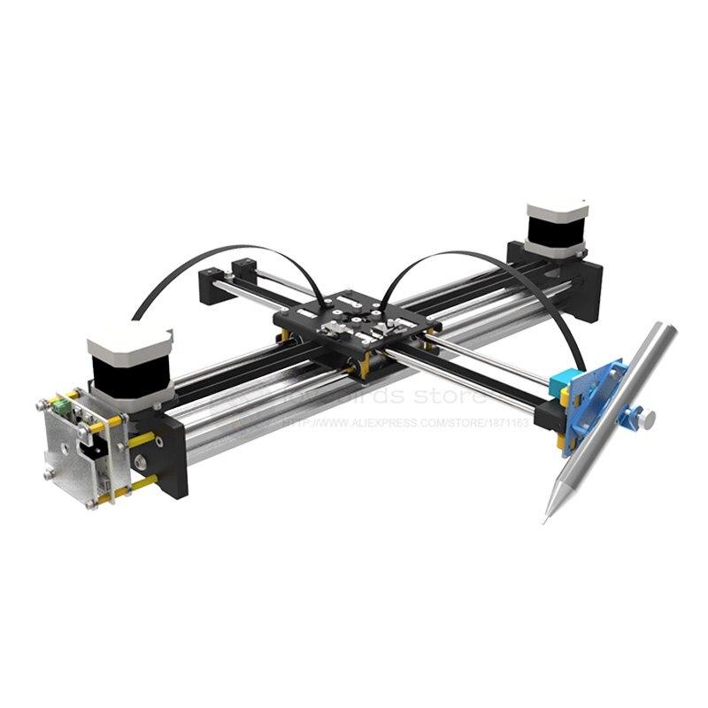 Axidraw idraw d'écriture robot Calligraphie Maître Traceur Simulateur Écriture démontées kit ou produits finis