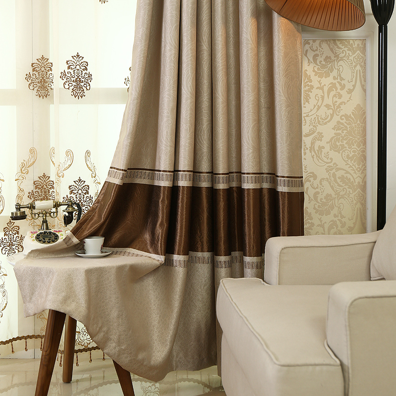 Kitchen Curtains Fabric Curtains Fabric Stripe Drapes: [byetee] Luxury Curtains For Living Room Striped Window