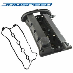Darmowa wysyłka JDMSPEED Brand New pokrywy zaworów silnika 96473698 96353002 Fit dla Chevrolet Aveo 2004 2005 1.6L|Pokrywy zaworów|   -