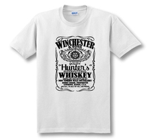 Supernatural Hunter's Whiskey T-Shirt