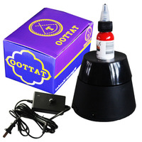 Besta Tattoo Ink Mixer Machine Professional Shaking Ink Machine Tattoo Accessories Supply For Tattoo Free Shipping