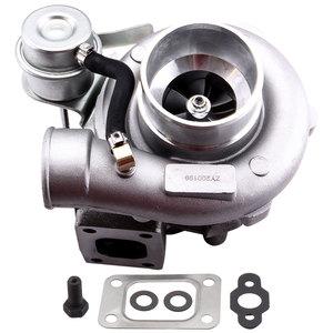 Image 1 - Đa năng GT2871 T28 400 + HP Turbo Tăng Áp Phù Hợp Với 240SX S13/S14 SR20/CA18 0.6 A/R năm 0.64 MỘT/R 5 Bu Lông Bích